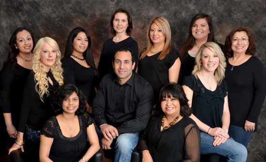 The doctors and staff of 1st Dental and Orthodontics